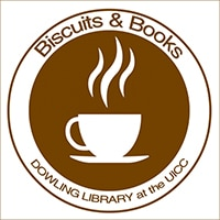 Biscuits & Books: Library's Book Sale