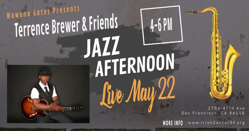 Wawona Gates, with live Jazz