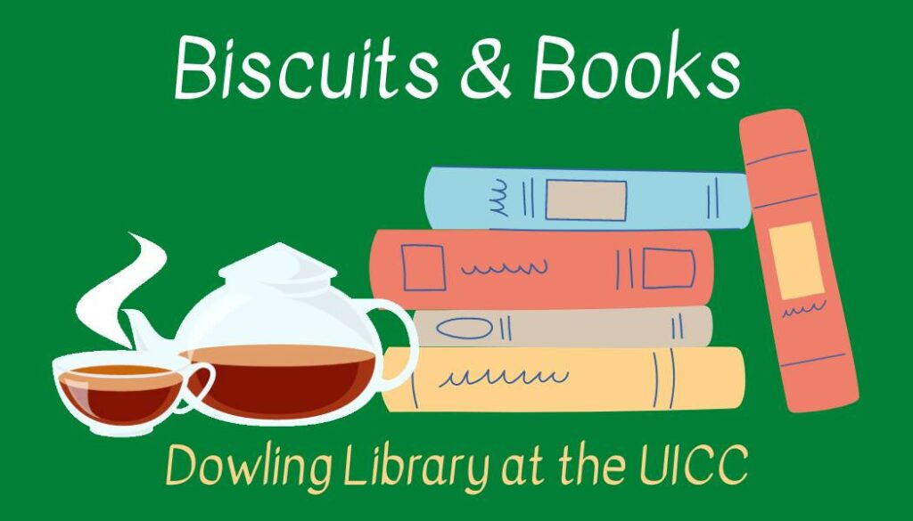 Biscuits & Books (Zoom Chat)
